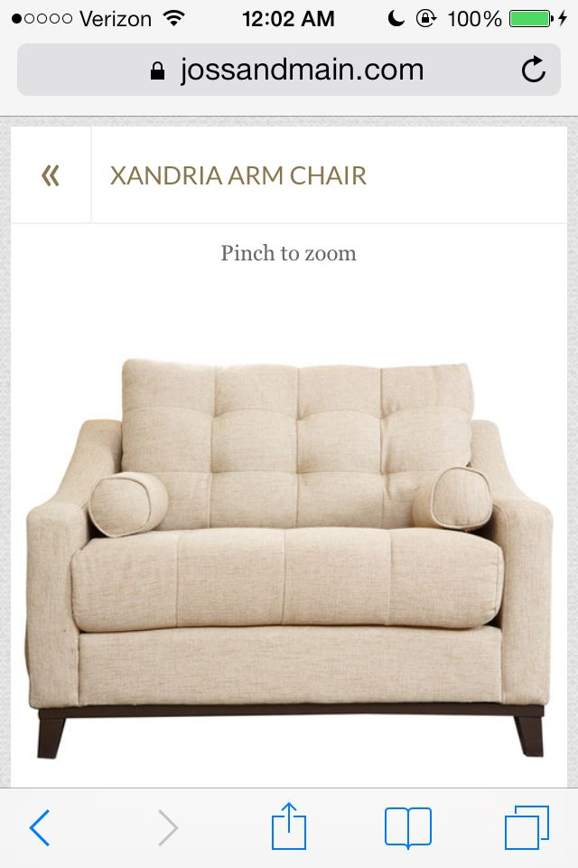 Big Comfy Arm Chair | Armchair, Comfy, Couch