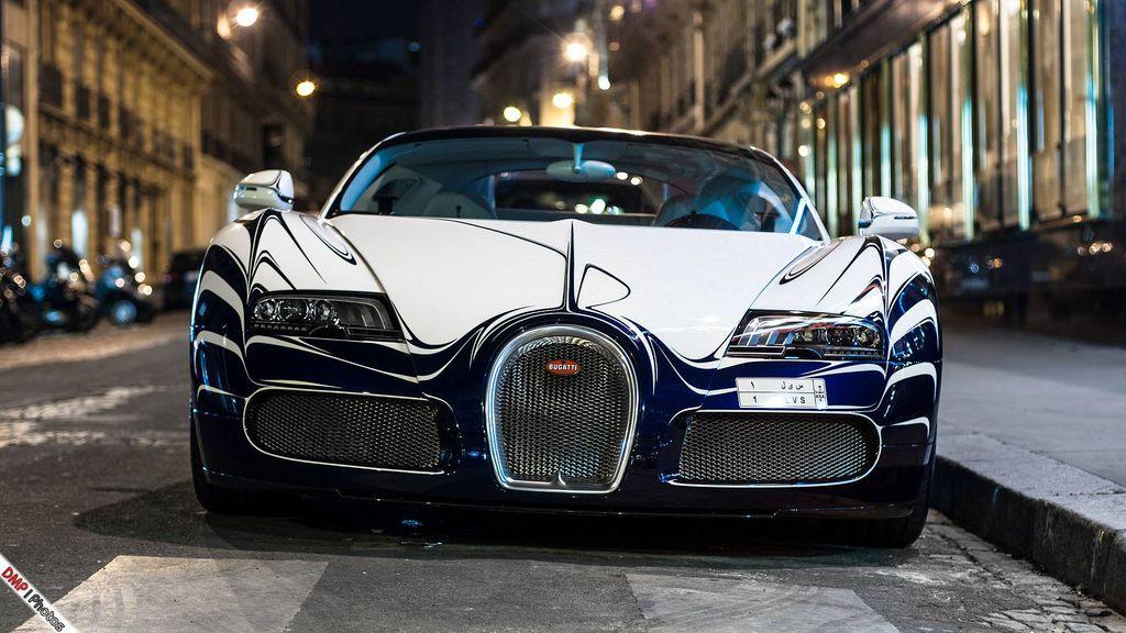 Bugatti veyron 164 lor blanc bugatti veyron 16