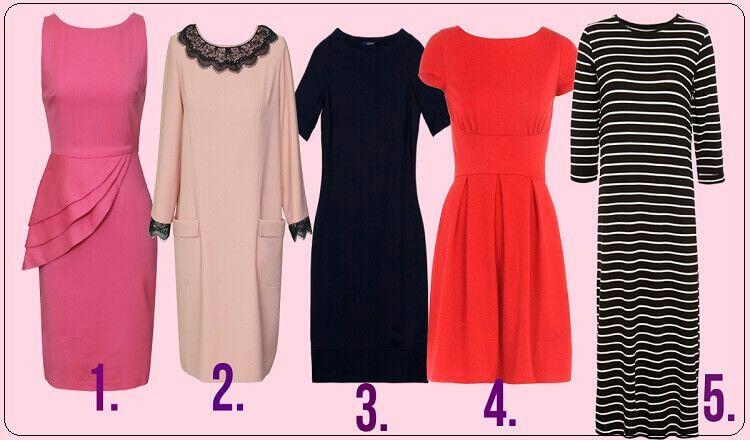 e5cf7f61f37 Выберите платье и узнайте кое-что интересное о себе! ТЕСТ СУПЕР! Платья С