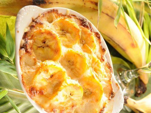 RECETTE | Evadez-vous aux Antilles en cuisinant ce délicieux gratin de bananes …