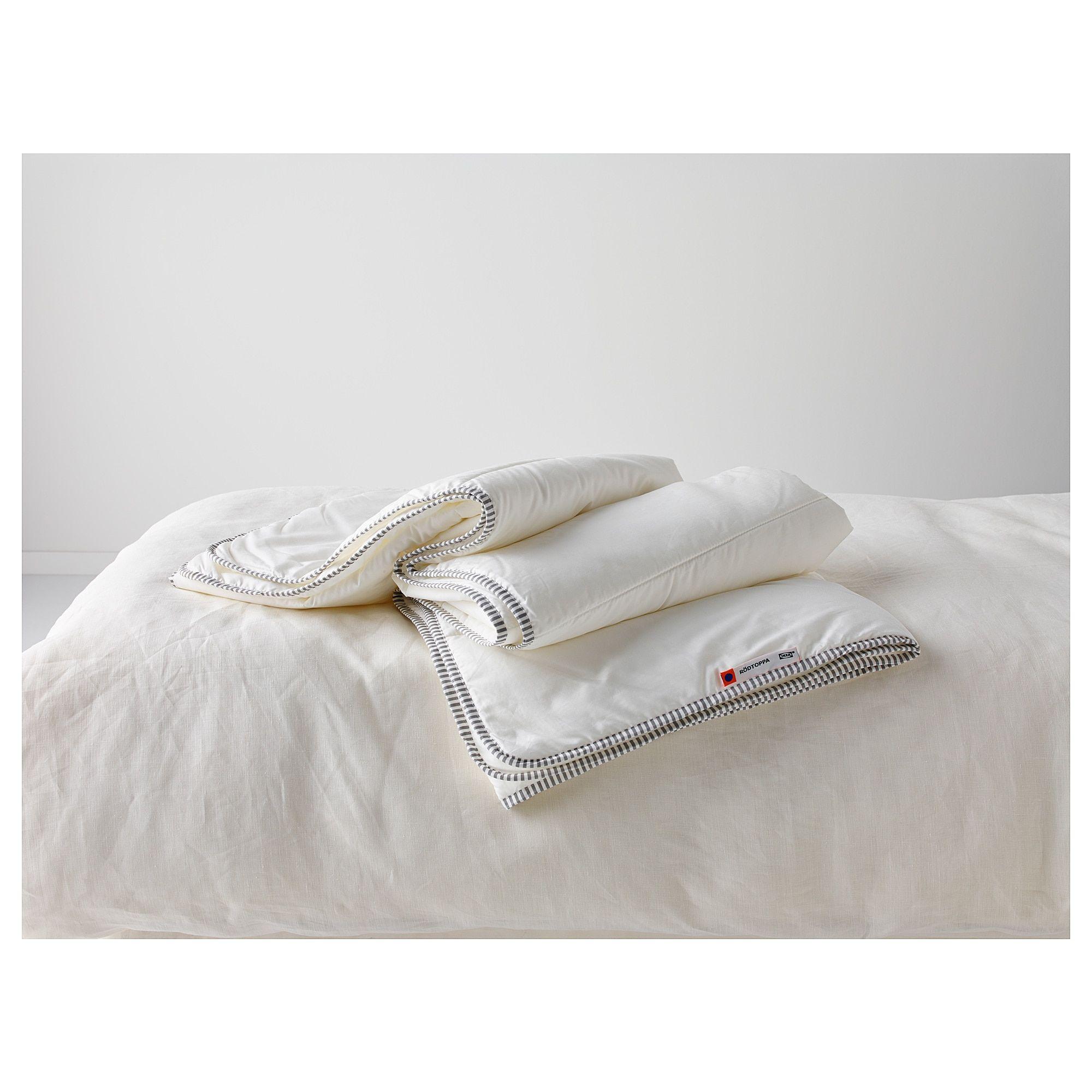 Rodtoppa Decke Kuhl Buntwasche Deckchen Bettdecken