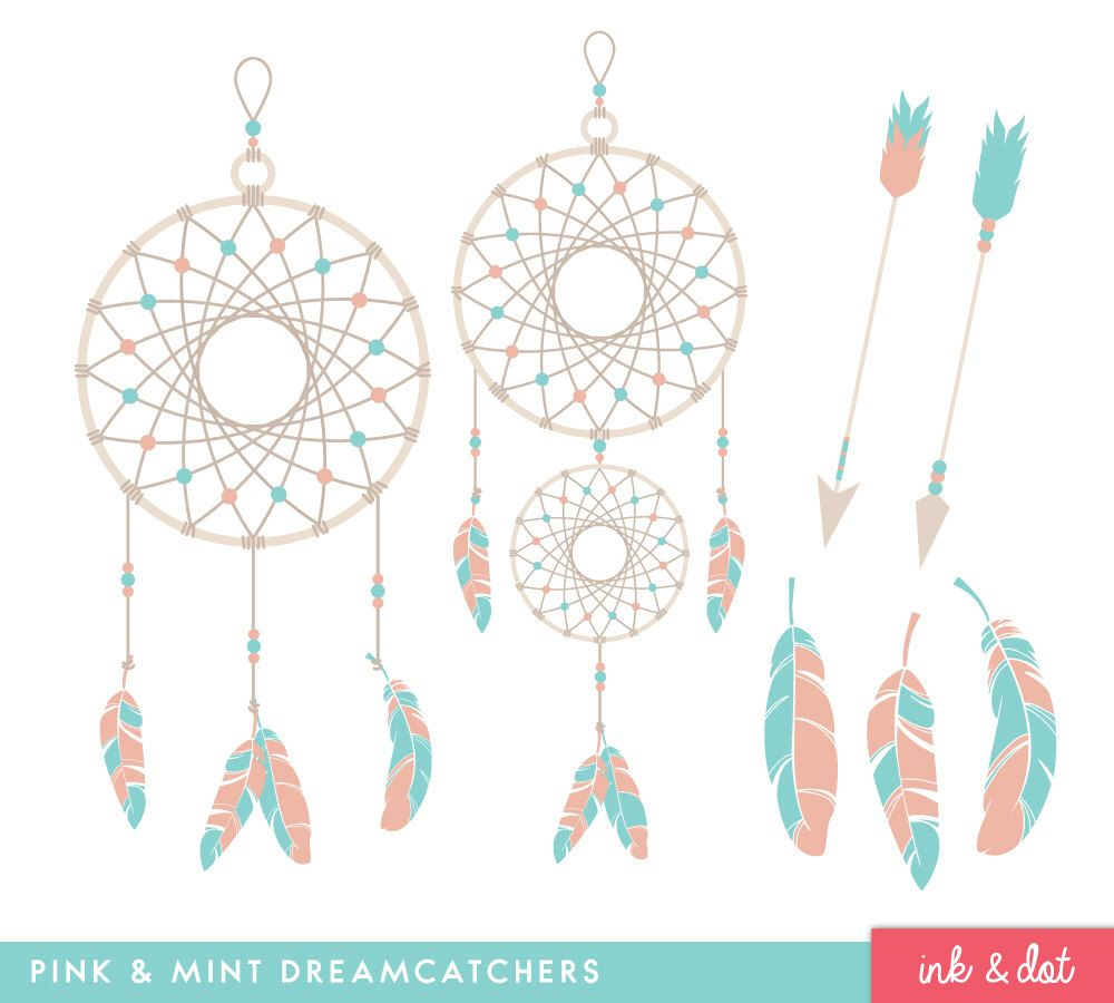 Dreamcatchers tribal clipart dreamcatcher graphics for Dream catcher graphic