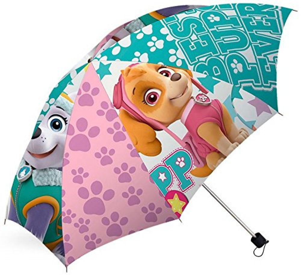 Paw Patrol Girls Pink Skye Umbrella