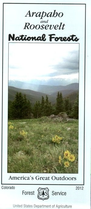 National Forest Map Store | Adventure Colorado | Pinterest ...