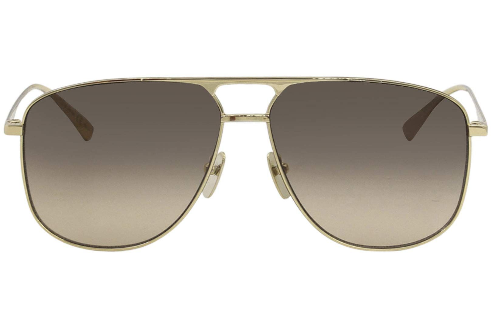 5b198b9934a Sunglasses Gucci GG 0336 S 001 GOLD BROWN    Learn more at the photo web  link. (This is an affiliate link).