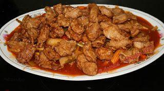 Cerdo en chop suey agridulce | La Cocina Paso a Paso