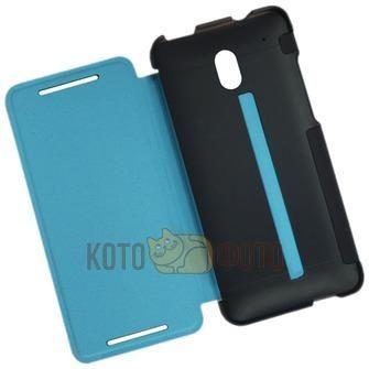 HTC чехол для ONE mini синий-голубой (HC V851)  — 490 руб. —