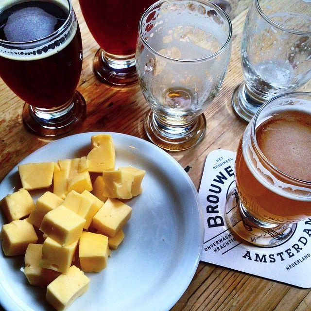 Cervejaria em Amsterdã