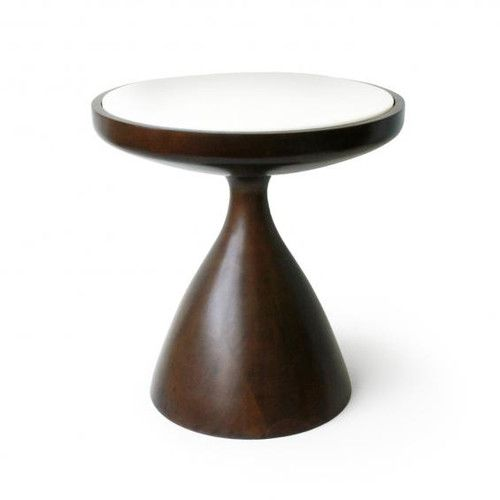 37) Jonathan Adler Buenos Aires Short End Table, trade price $807 + free shipping