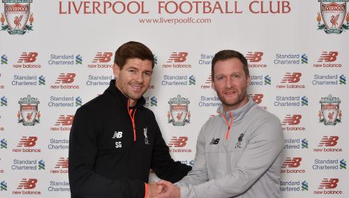 Steven Gerrard Trở Lại Làm HLV Của Liverpool: