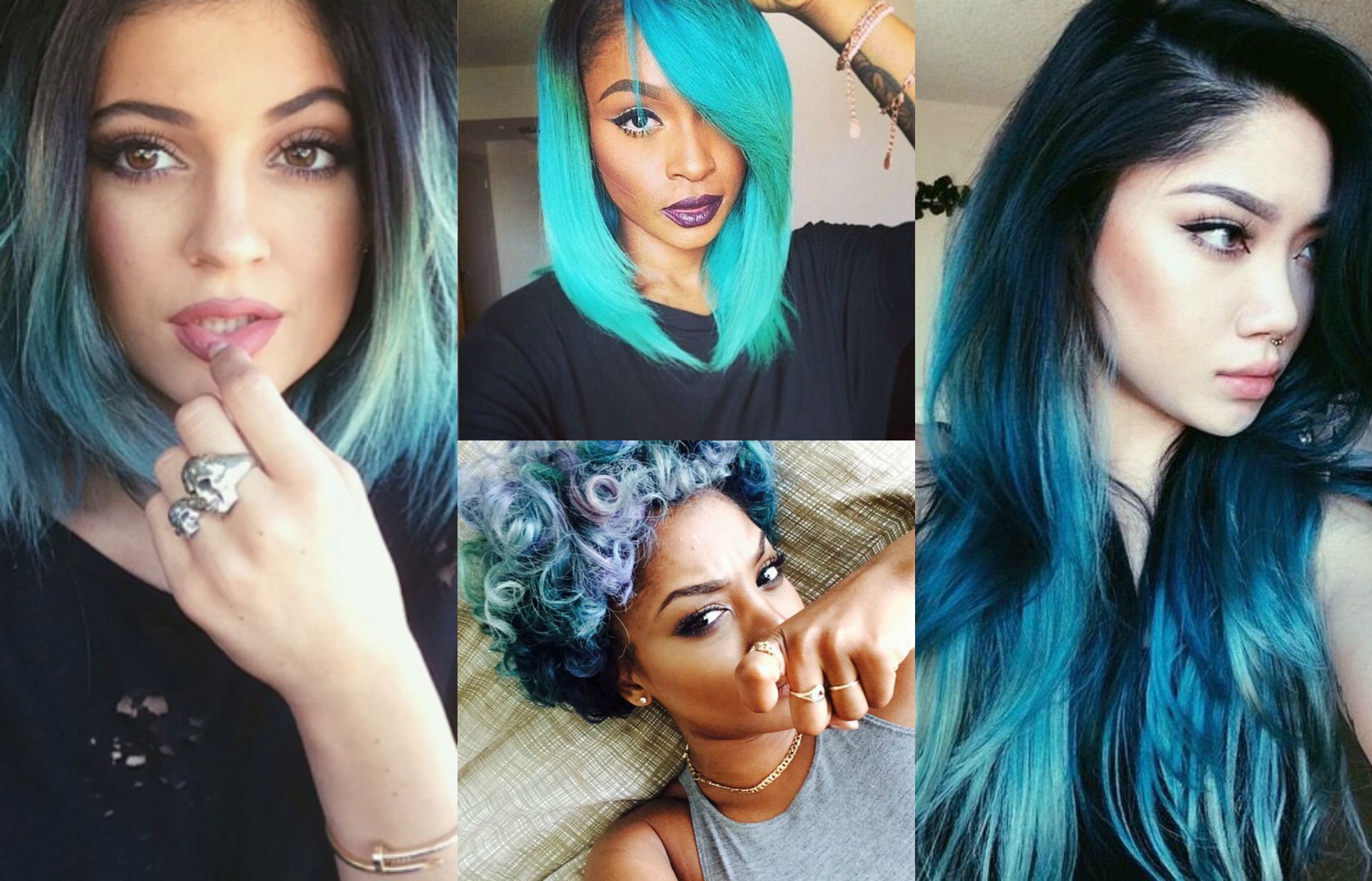 Pin By Aleeh On Electric Pastel Hair Turquoise Hair Hair Color