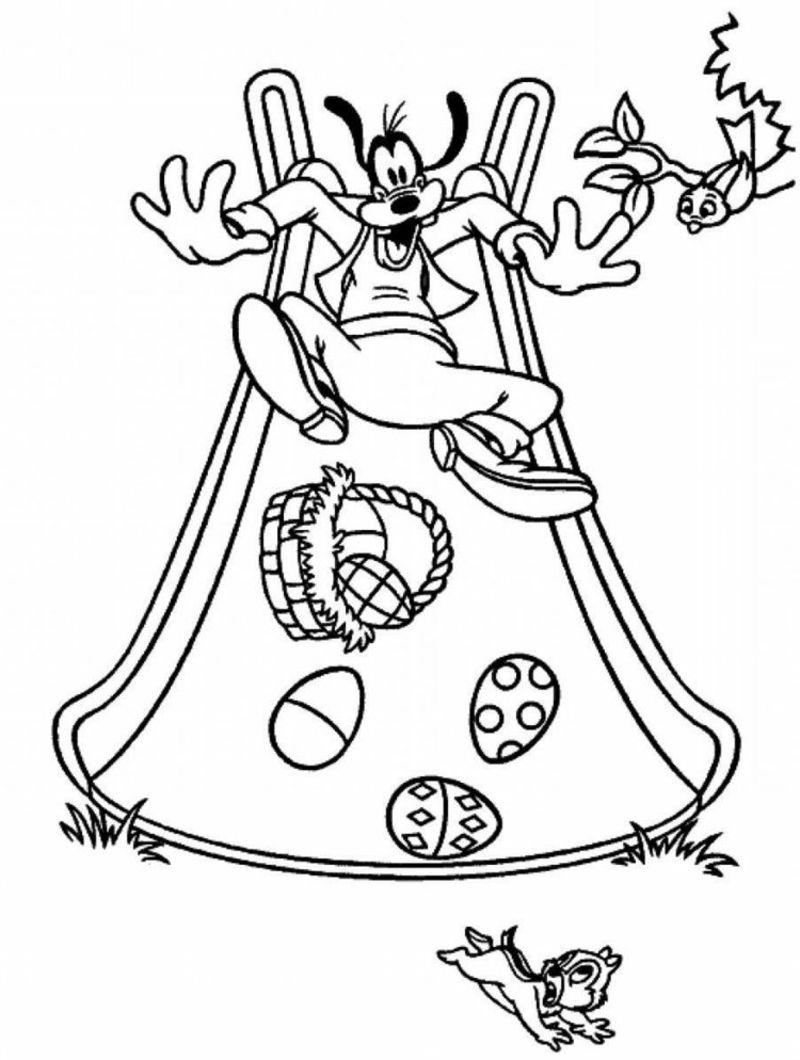 Free coloring pages spongebob - Frohe Ostern Bilder Zum Ausdrucken 22 Kostenlose Vorlagen Disney Coloring Pagescoloring