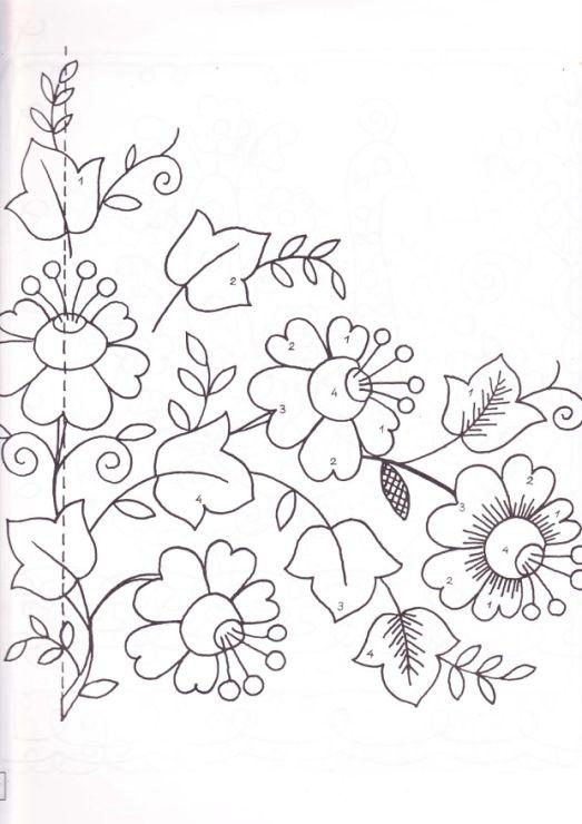 Gallery.ru / Фото #8 - Альбом узоров - Los-ku-tik | patterns I love ...