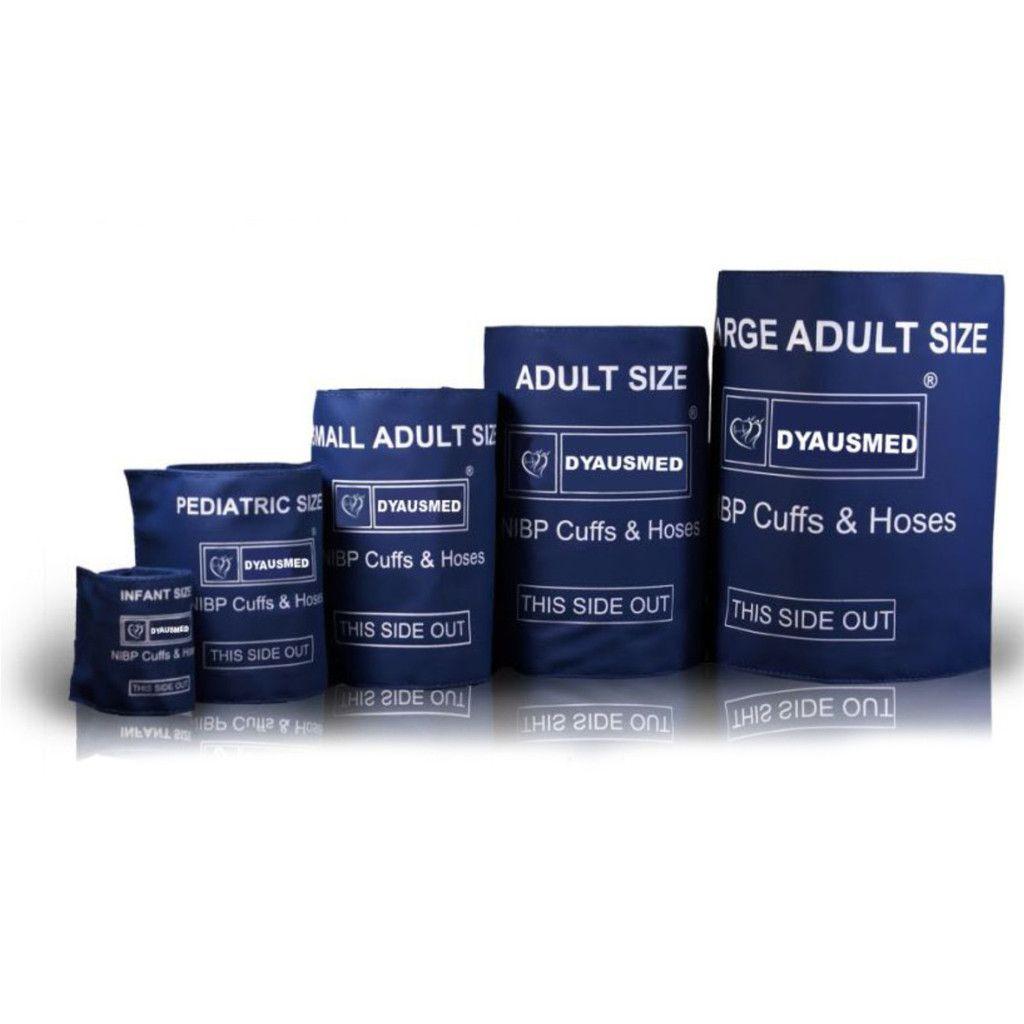 Nibp Small Adult Cuff Pediatrics, Infant, Thighs