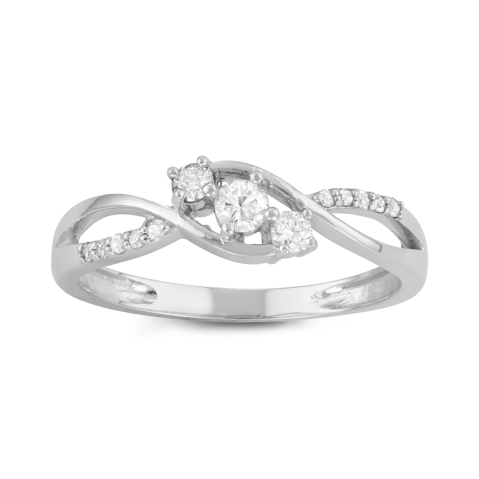 diamond bands yrpz white gold ring band eternity