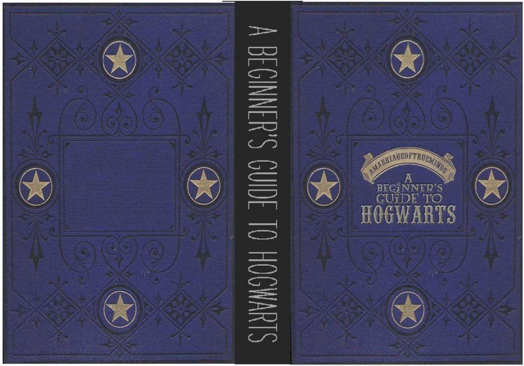 Harry Potter Book Cover Template : Guide debutant poudlard g  harry potter