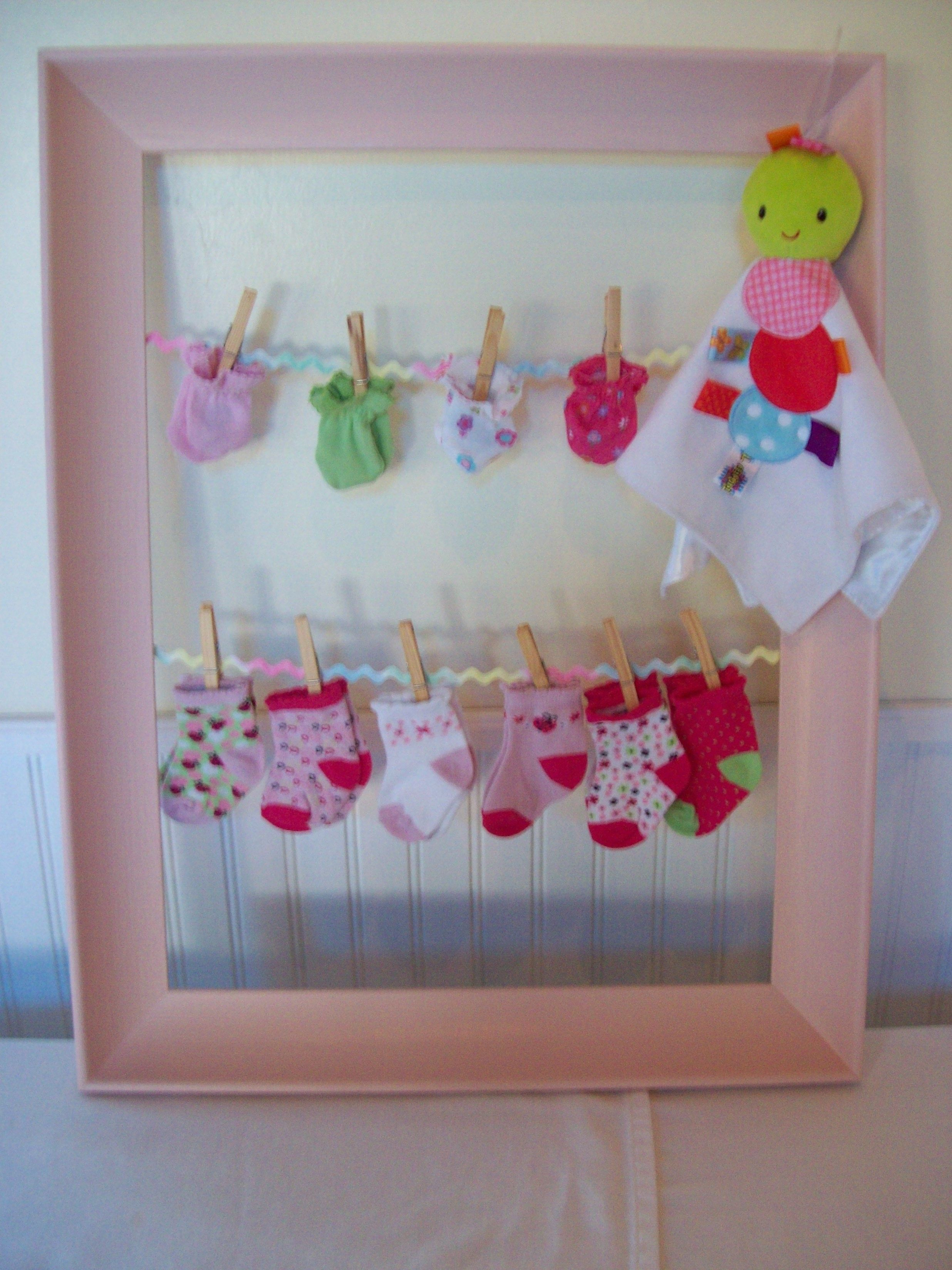 Do It Yourself Baby Shower Decorations Ideas