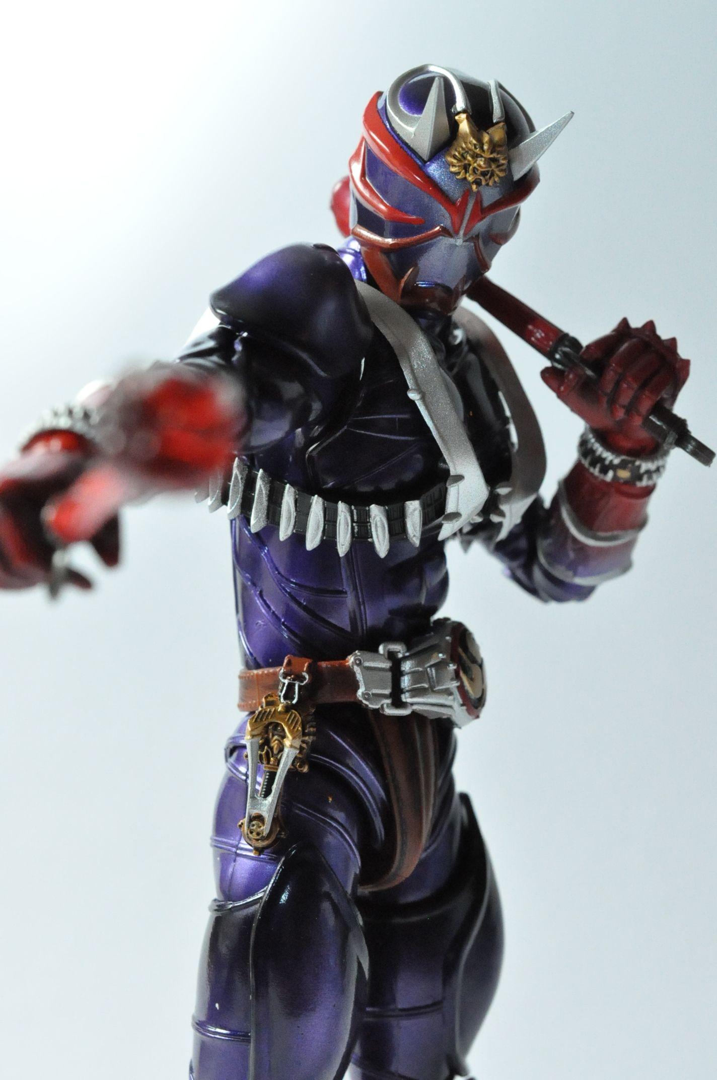 S.H. Figuarts Kamen Rider Hibiki
