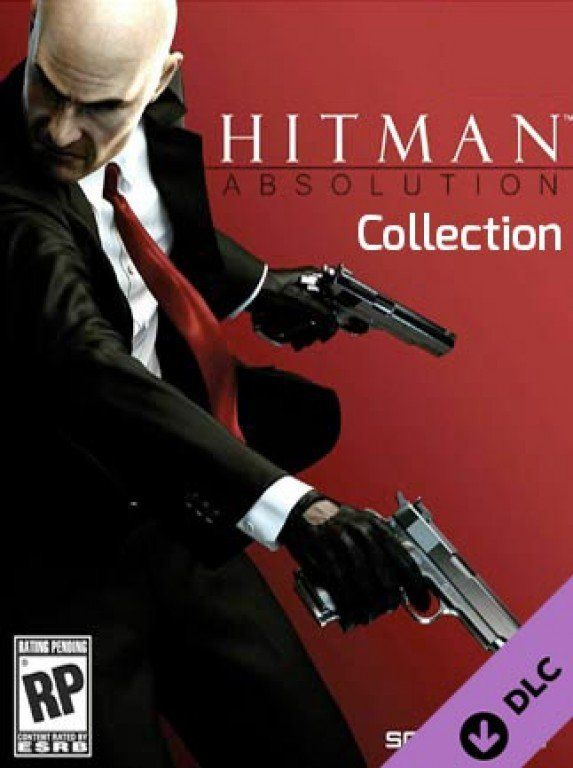 Hitman: Absolution DLC Collection Windows PC/Mac Game Download Steam