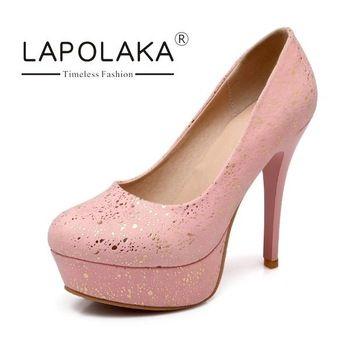 ShangYi Chaussures Femme-Mariage / Habillé / Soirée & Evénement-Rose / Rouge / Argent / Or-Talon Aiguille-Talons / Bout Ouvert-Sandales-Matières , golden-us8 / eu39 / uk6 / cn39 , golden-us8 / eu39 /