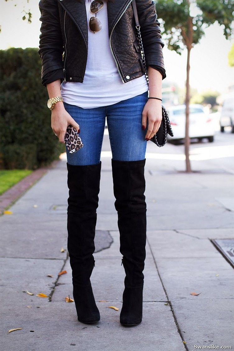 Lita Boots Outfits – 17 Ways to Wear Lita Shoes Fashionably pictures