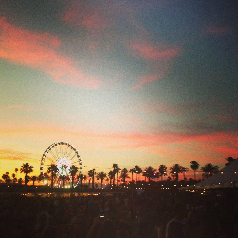 Coachella 2013... the most beautiful sight