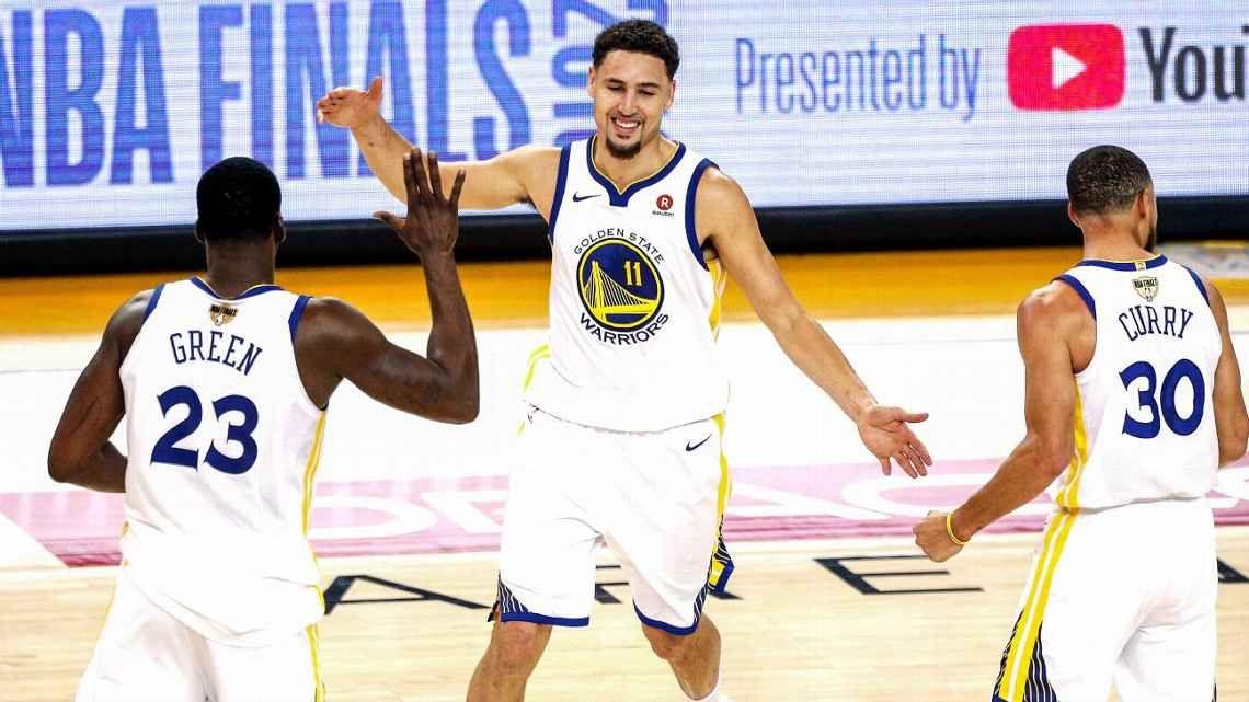 Klay Thompson is the Warriors' nomaintenance superstar
