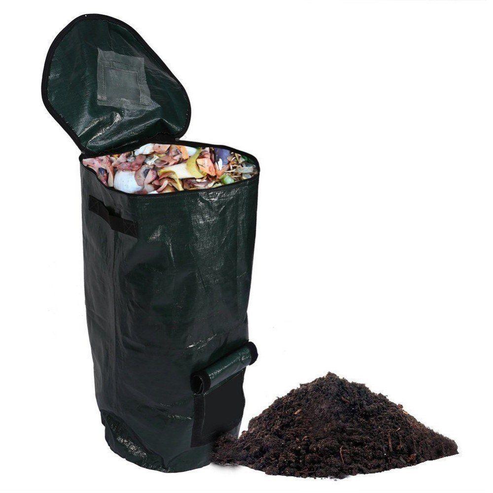 On Sale Ferment Kitchen Waste Disposal Homemade Organic Compost Bag Compost Bags Compost Organic Compost
