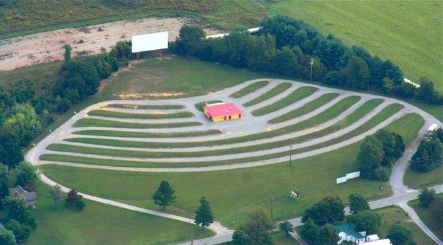 Yessssss Summersville Skyline Drive In Drive In Movie Theater Drive In Movie Skyline Drive