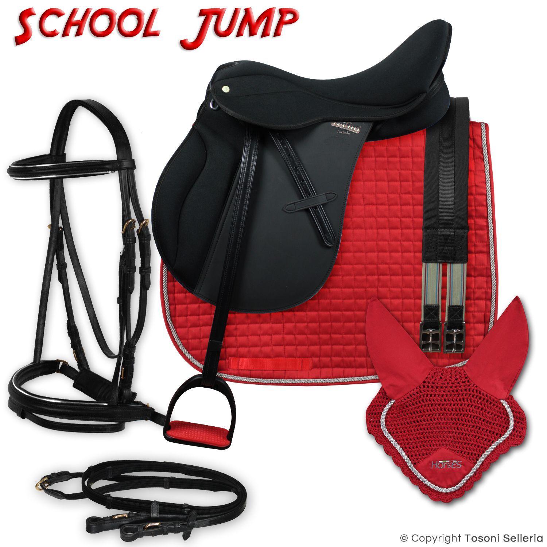 """Tecno School Jump"" Set"