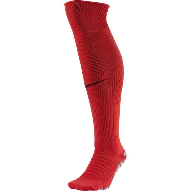 Nike Grip Strike Cushioned Over The Calf Soccer Socks Adult Unisex Size Large Red Soccer Socks
