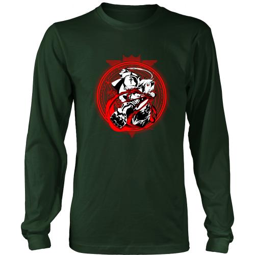 Anime T-shirt - Fullmetal alchemist t-shirt
