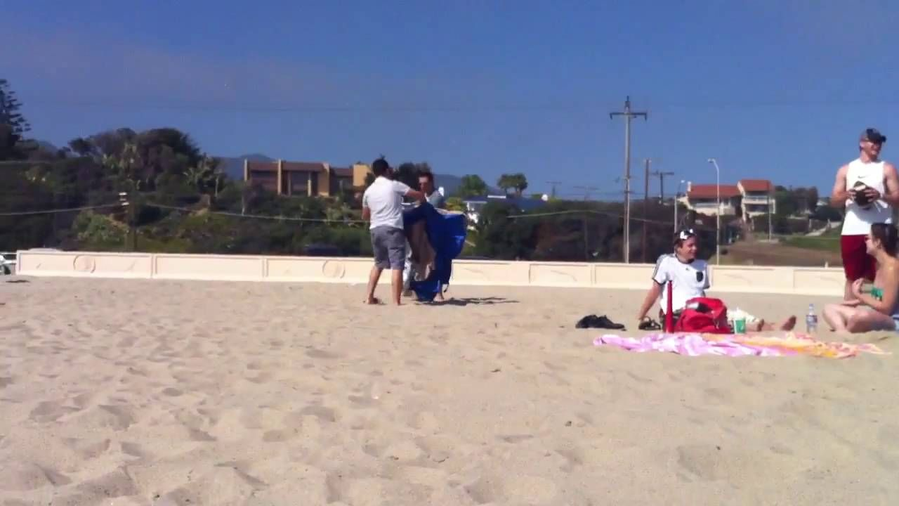 beach umbrella fail hd | beach umbrella fails & disasters