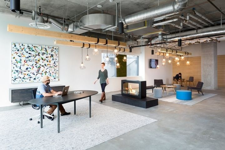 Bench Accounting Office by Perkins+Will, Vancouver – Canada » Retail ...