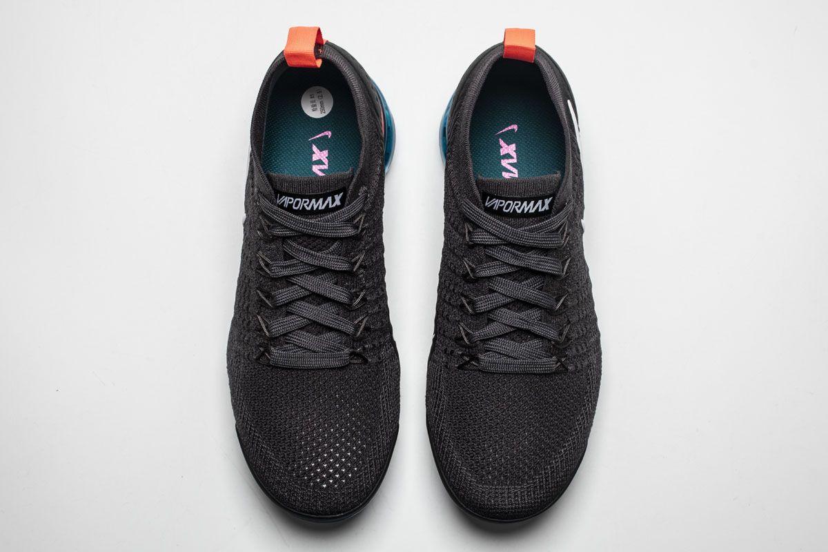 19bb7d570730 Nike Air VaporMax 2.0 942842-009 Grey Blue Shoes8