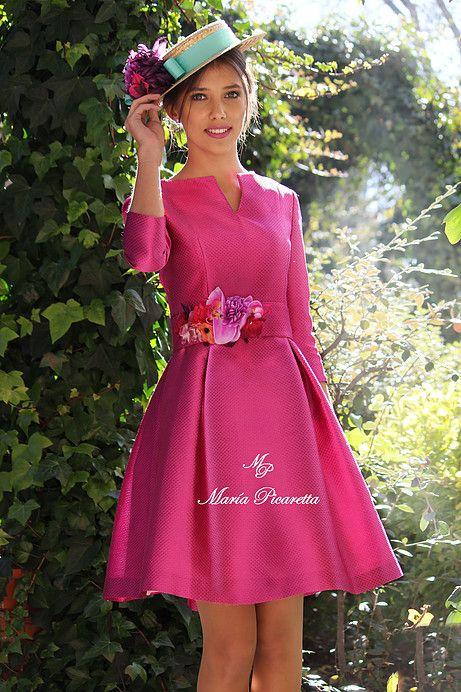 Vestidos de Fiesta de María Picaretta | vestidos fiesta | Pinterest ...