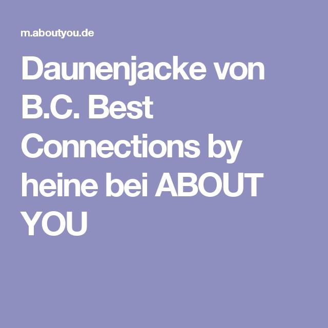 Daunenjacke von B.C. Best Connections by heine bei ABOUT YOU