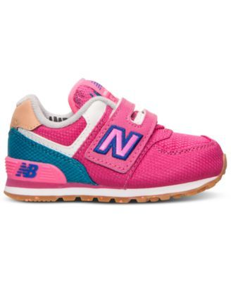 New Balance Toddler Girls' 574 Expedition Casual Velcro® Sneakers from  Finish Line | macys