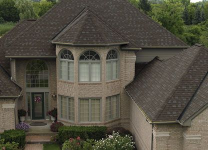 Architectural Roofing Shingles   IKO Dynasty™ With Armourzone: Appalachian  (pictured)
