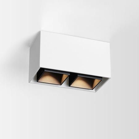 wever ducre box ceiling 2 0 par16 zwart ilumina o. Black Bedroom Furniture Sets. Home Design Ideas