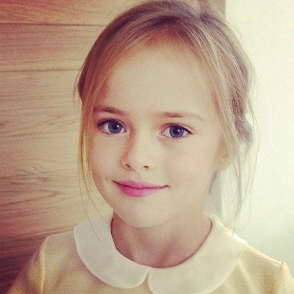 À 9 ans, Kristina Pimenova serait «la plus belle petite fille du monde»