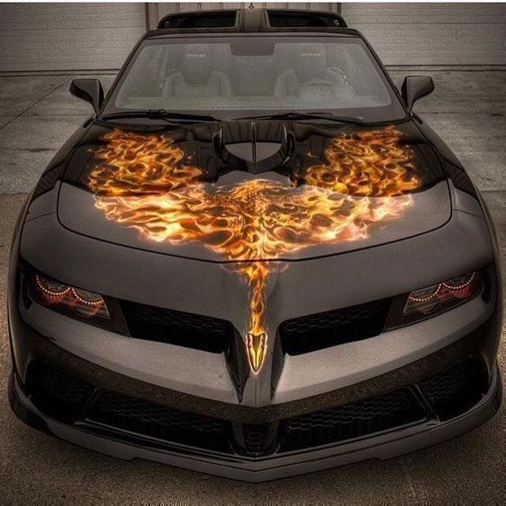 2017 Pontiac Firebird Trans Am Here Are The Hottest New Cars