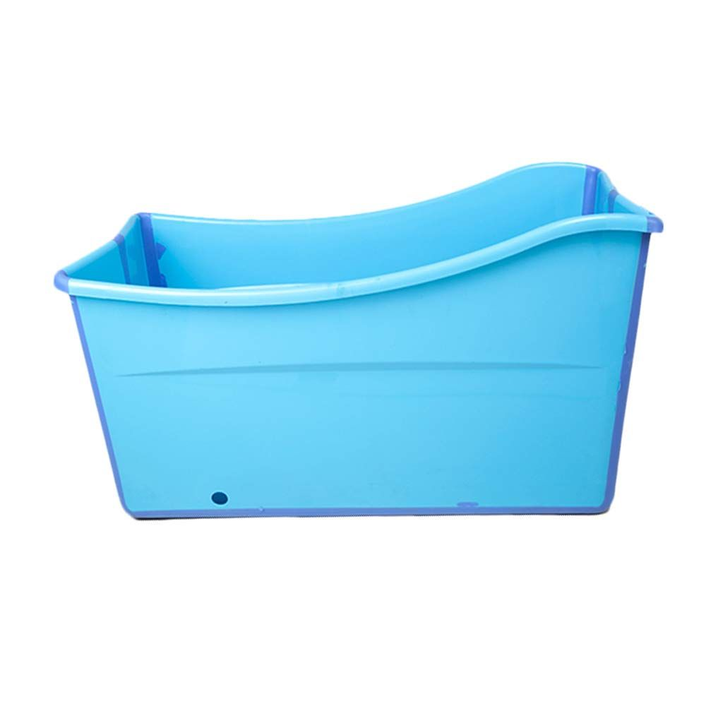 Weylan tec Large Foldable Bath Tub Bathtub For Baby Toddler, Japanese soaking tubs
