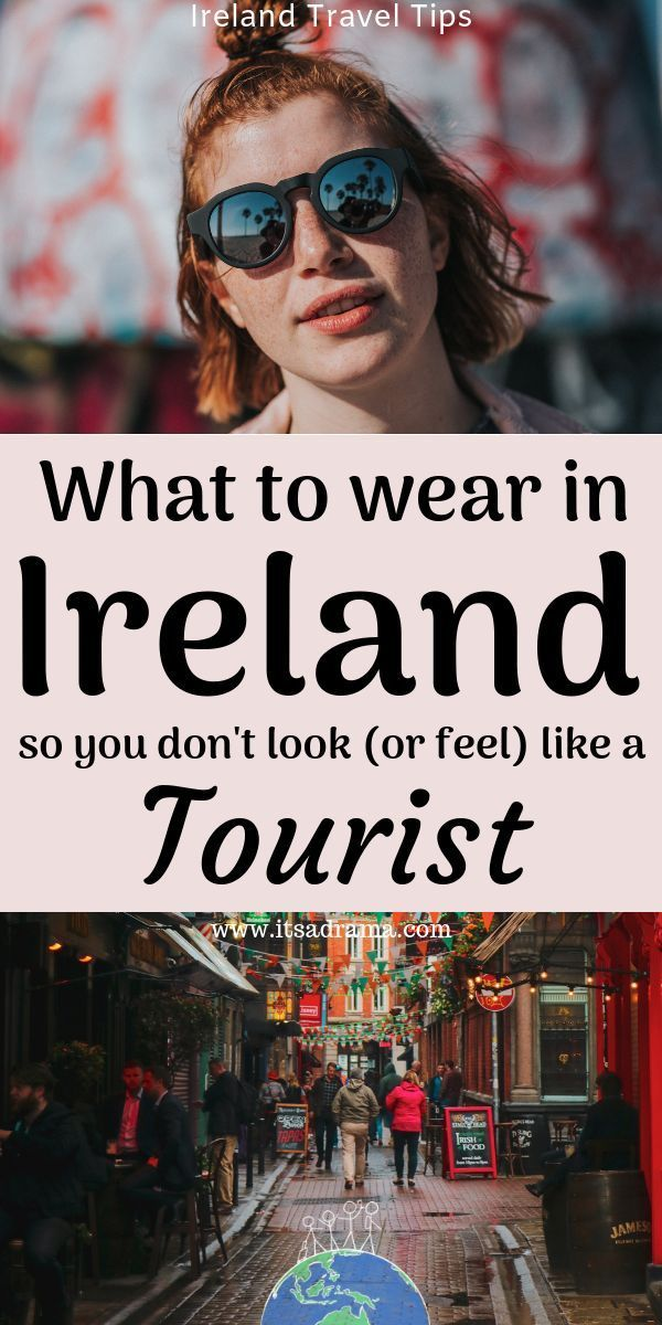What To Pack For Ireland (so you fit right in)