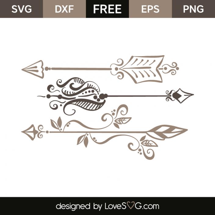 Arrows elements Arrow svg, Free stencils, Arrow stencil