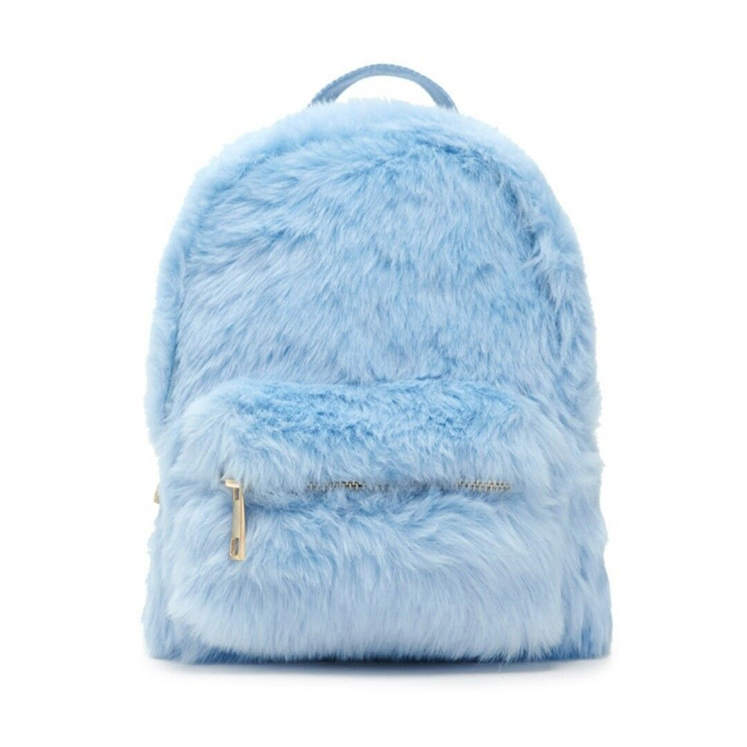 4c83483d80fa Furry Backpack