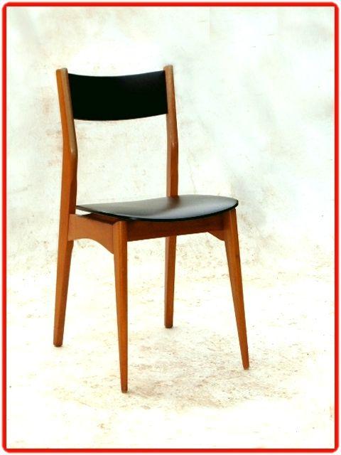 Table Et Chaises De Salle A Manger Vintage Scandinave 1960 Vendu