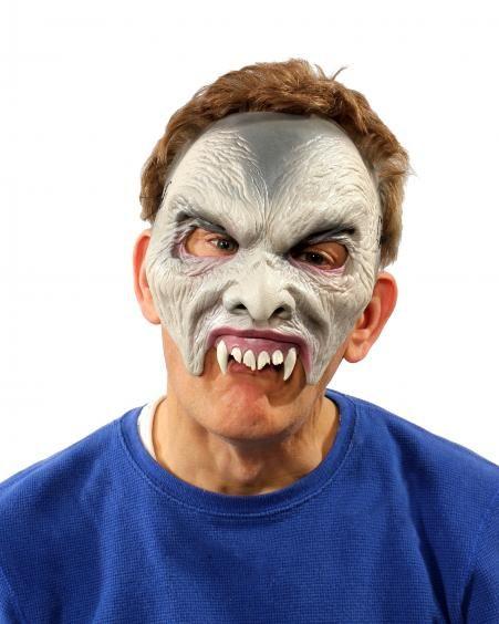 7361698617e Drac Adult Vampire Half Mask in 2019 | Zagone Exclusive Items | Half ...