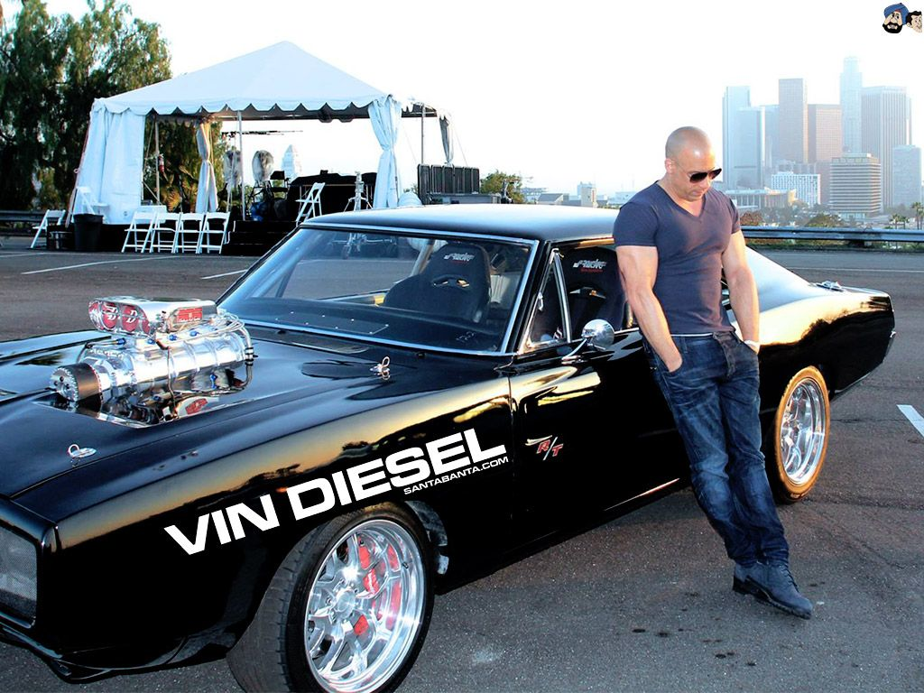 Vin Diesel Car Wallpaper HD Resolution Nds · Movie