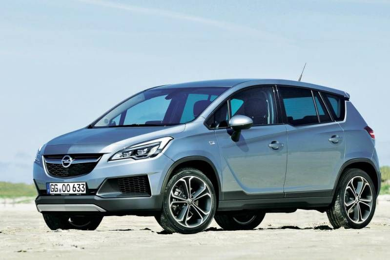 opel meriva 2017 opel meriva cars compare cars. Black Bedroom Furniture Sets. Home Design Ideas